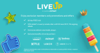 Discounted Netflix Subscription with Liveup Membership